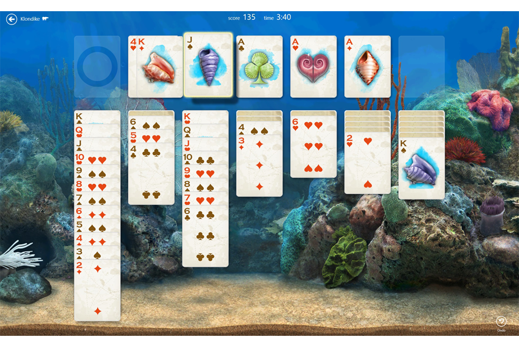 win8_solitaire_Ocean